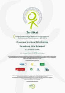 Crosshaus functional Zirkeltraining